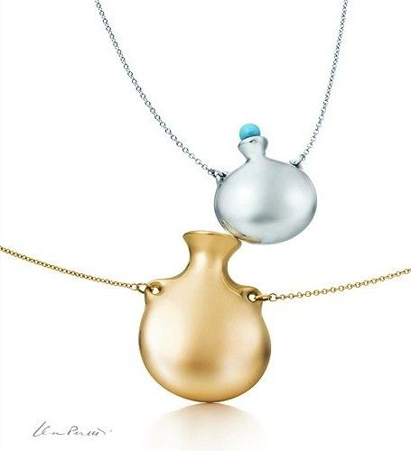 Pendentif bouteille Tiffany & Co.
