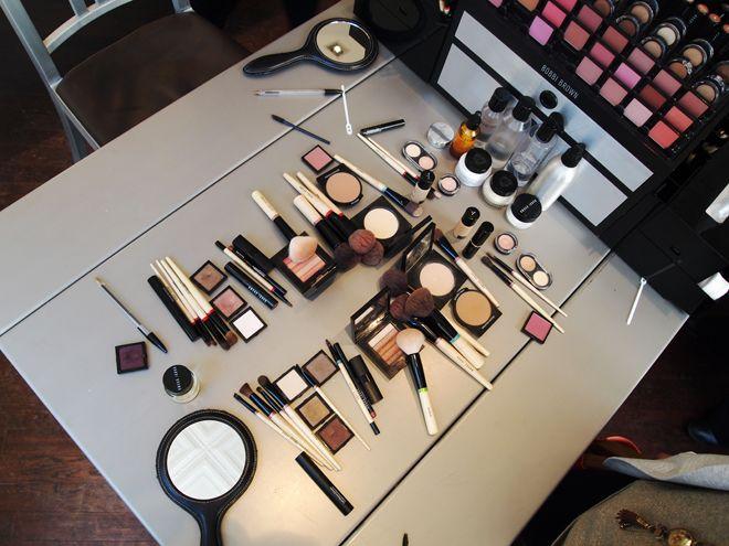 Le maquillage chez Bobbi Brown