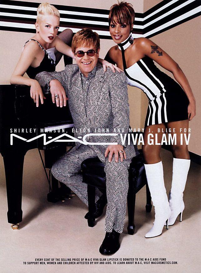 Elton John M.A.C