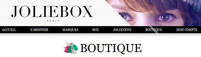 La Boutique JolieBox