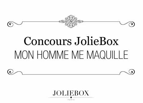 Concours Mon Homme me maquille