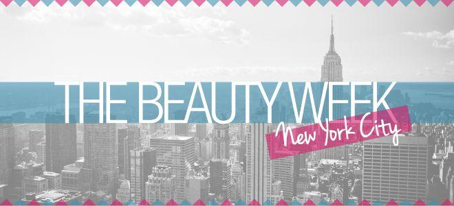 Beauty Week de New York