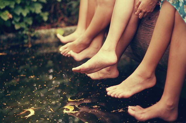 Les dix commandements des pieds