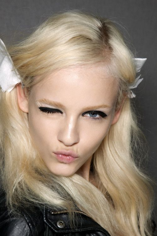 mascara two tone estee lauder maquillage JolieBox tumblr