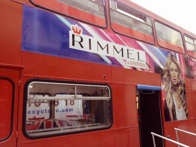 God saves RIMMEL