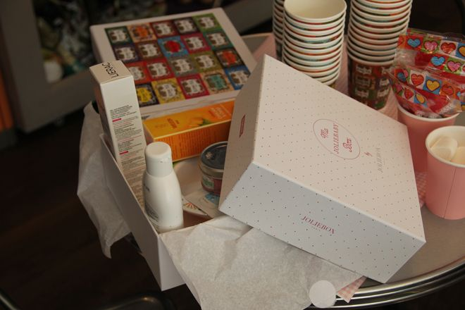 1.Le petit bazar Paris JolieBox BabyBox