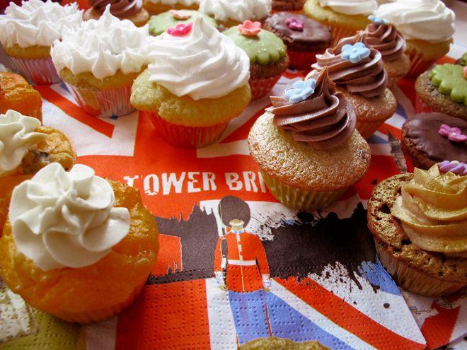 cupcakes London RIMMEL JolieBox