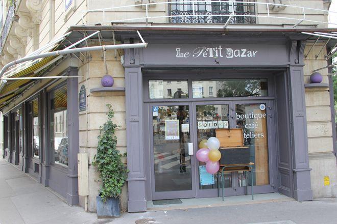 Le petit bazar Paris JolieBox BabyBox