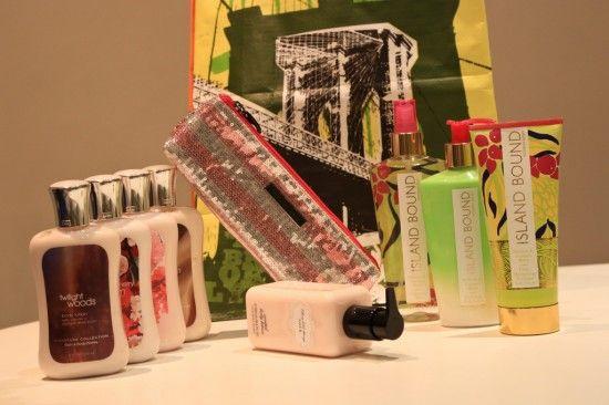 Body Lotions Victoria's Secret et bath & Body works JolieBox