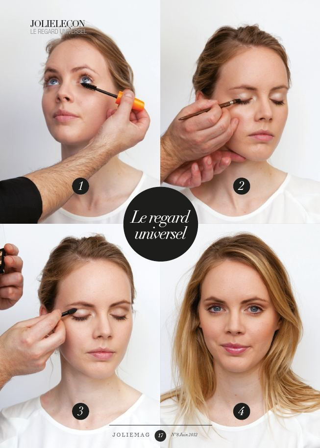 regard universel leçon maquillage JolieBox RIMMEL