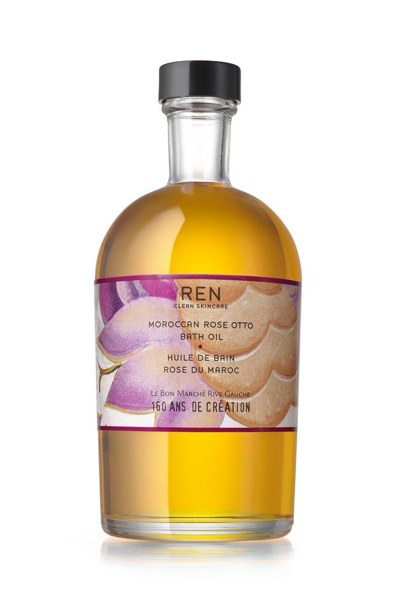 REN huile rose Bon Marché 160 ans JolieBox