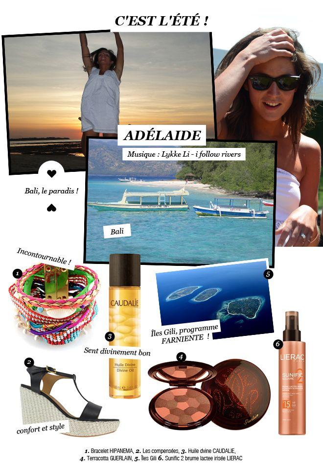 vacances valise beauté vanity JolieBox