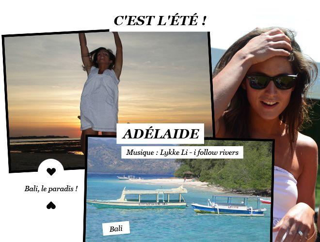 En vacances avec la Jolie Team : Adélaïde