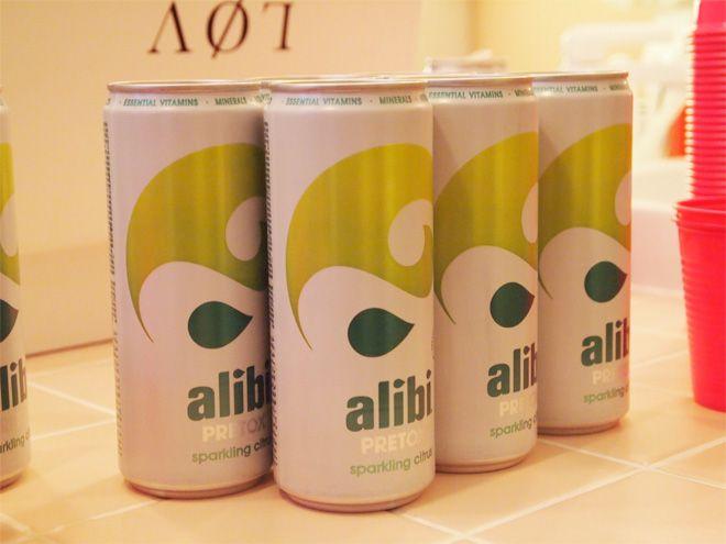 ALIBI drink Prétox