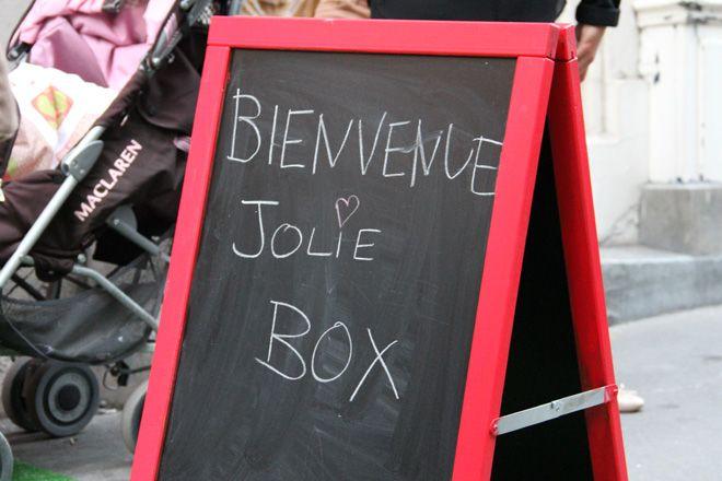 Bienvenue JolieBox Akane