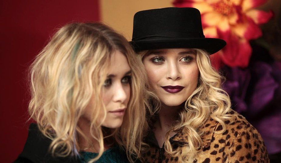 Ashley Olsen & Mary-Kate Olsen parfum mode JolieBox