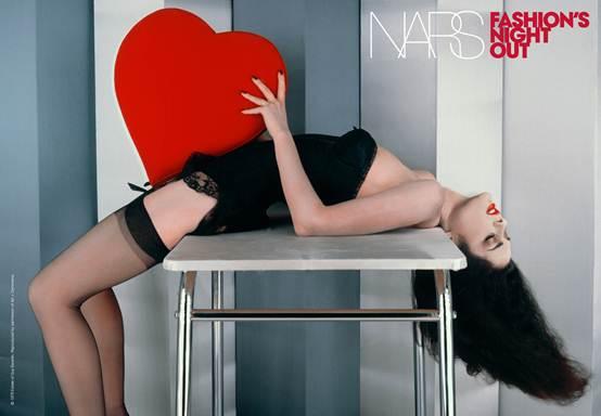 Nars Fashion night out 2012