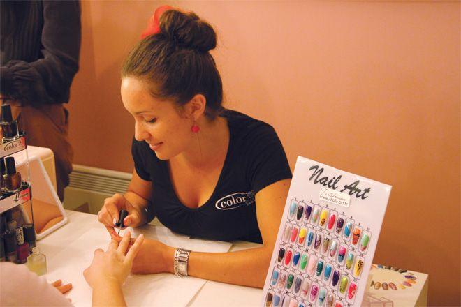 nail art ColorClub