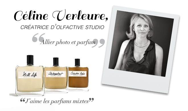 Rencontre avec Céline Verleure, créatrice d'Olfactive Studio
