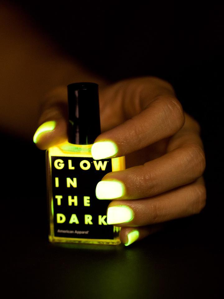 Vernis fluorescent American Apparel