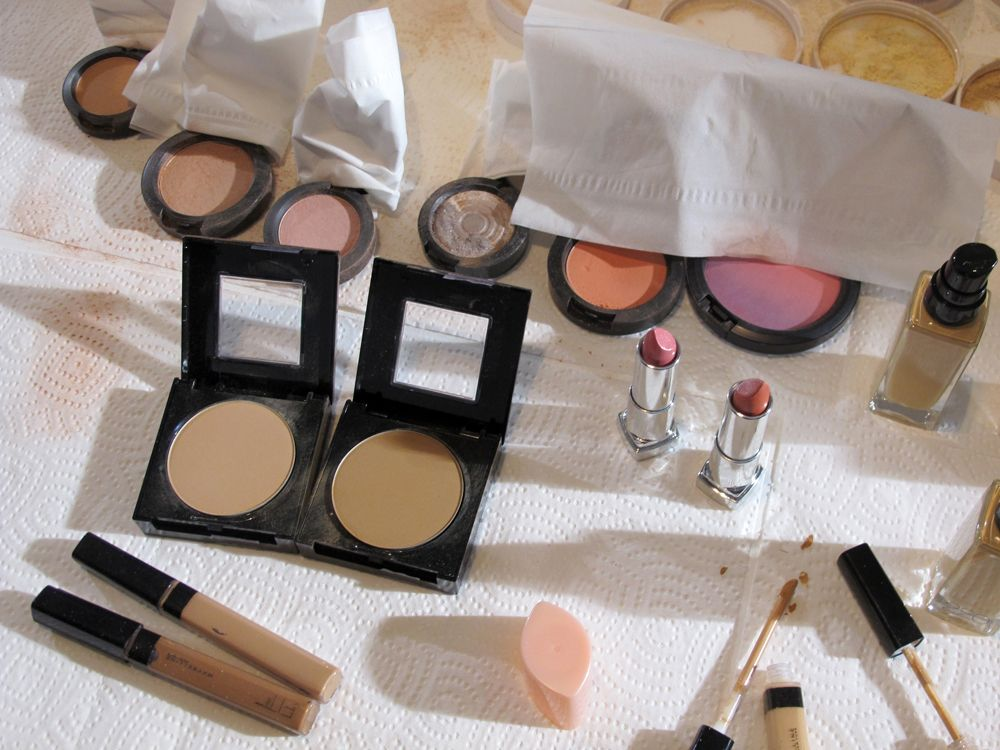 poudres blush Gemey Maybelline ss 2013