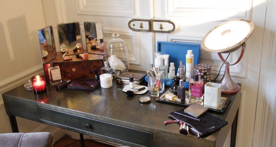 Dans la salle de bains de Sylvie Ganter