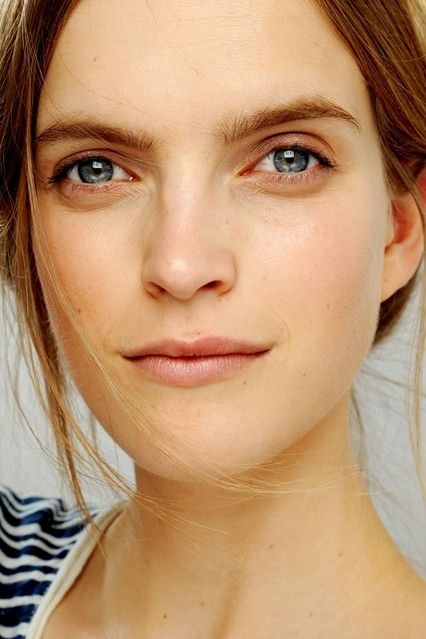 Chloé mannequin ligne de soin Crème de la Rose visage