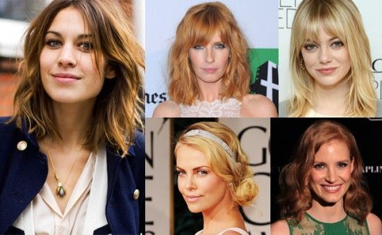cheveux fins coiffures célébrités inspirations