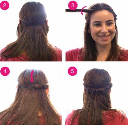 Se coiffer facilement avec Twistband