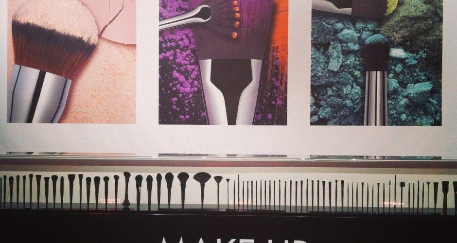 Make Up Forever dévoile sa collection de 76 pinceaux