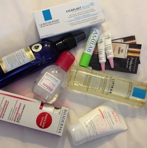Birchbox beauty trip: les pharmacies françaises