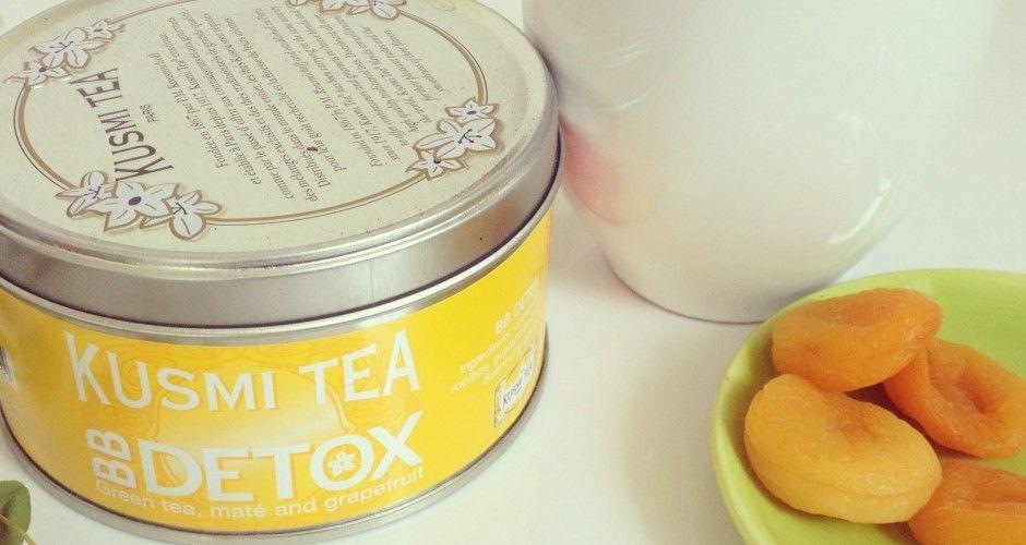 Le produit du mois : BB Detox de Kusmi Tea