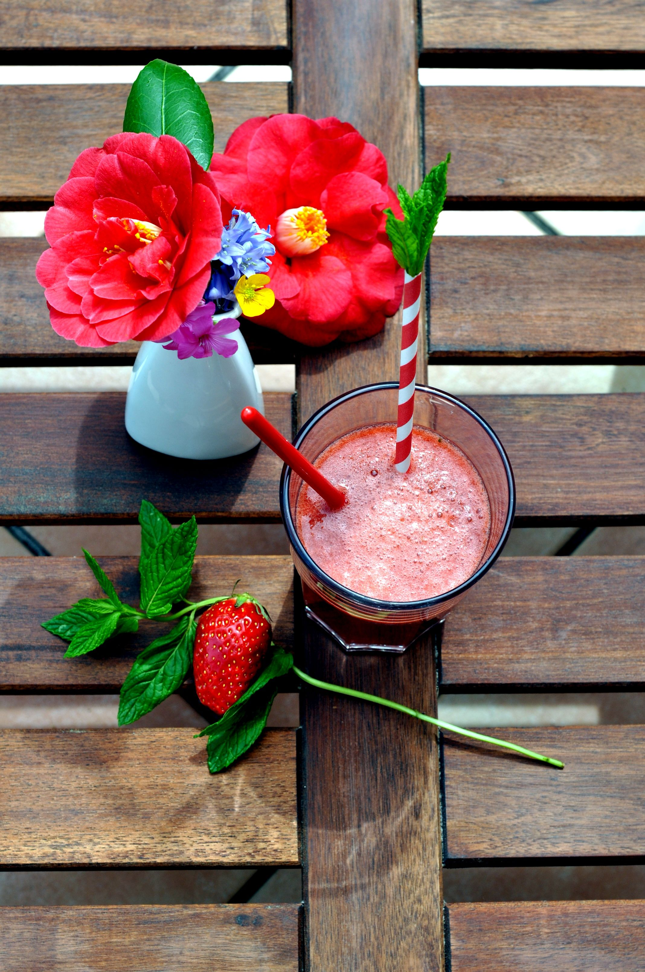 smoothie fraise-pamplemousse1