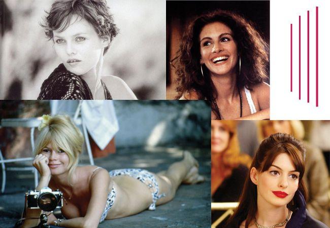 Les actrices qui nous inspirent
