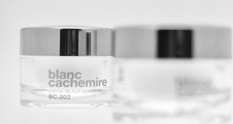 Notre nouveau doudou de peau : la marque Blanc Cachemire