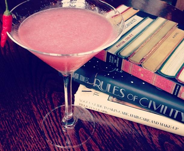 Notre semaine en Instagram: Cocktail, Cappuccino, Fleurs fraîches et Course Hippique