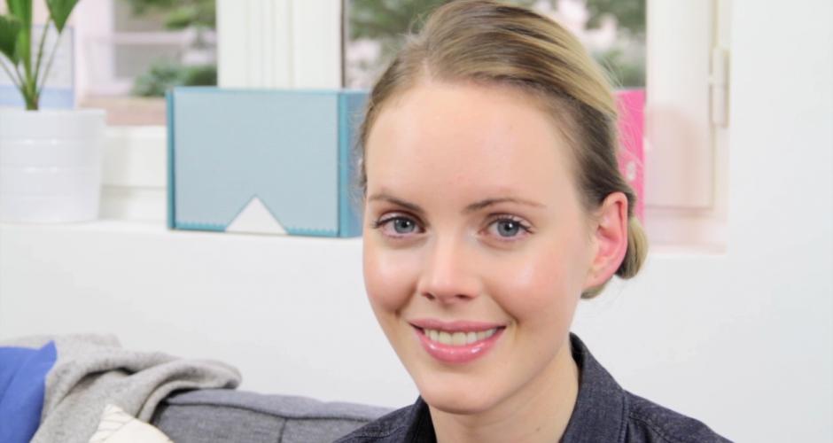 Vidéo : comment se faire un make-up glossy