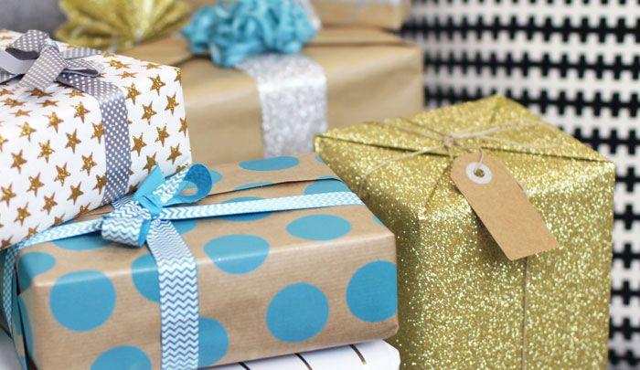 Des étiquettes cadeaux à imprimer