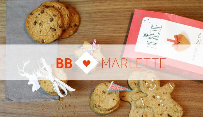 Customisez vos préparations Marlette