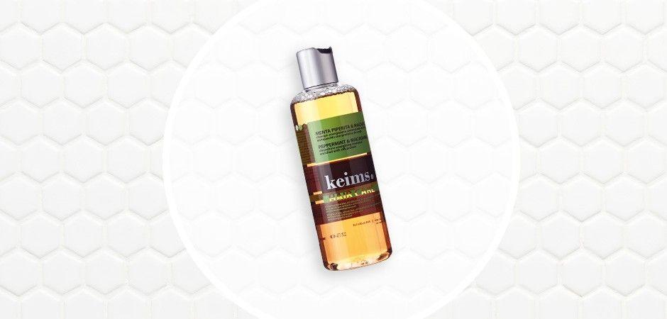 Décodeur : shampooing énergisant