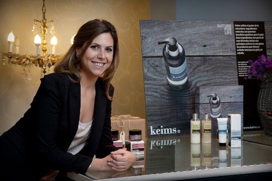 Rencontre avec Irene Taus, fondatrice de Keims
