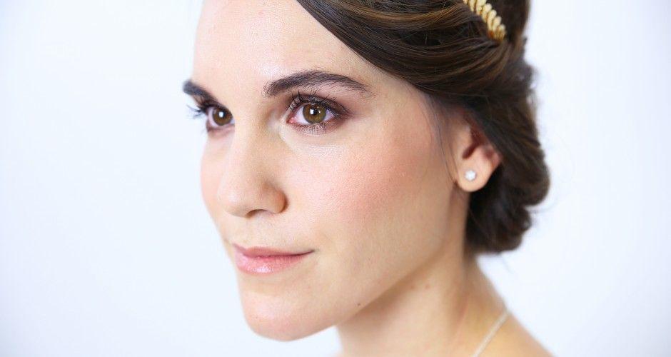 Mariage : un make-up chic