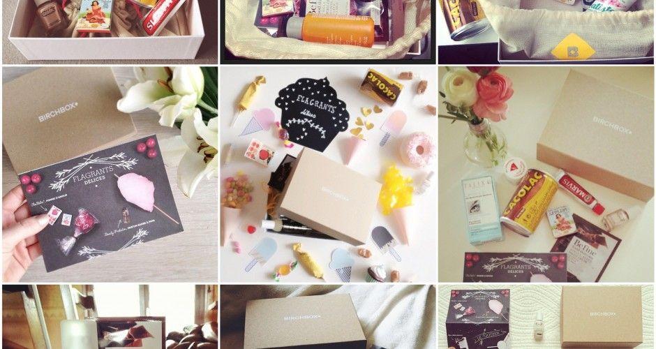 Birchbox d'Avril : vos impressions