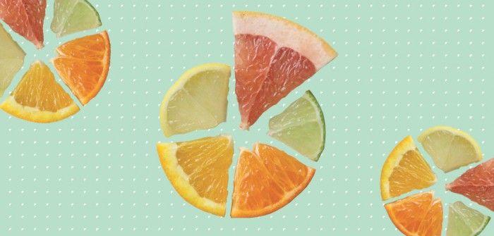 Des soins aux agrumes pour faire le plein de vitamines
