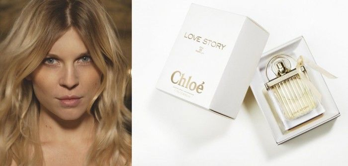 Clémence Poésy : attachée à Chloé par un cadenas