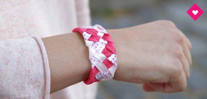 DIY lacets Bensimon : notre tuto pour un bracelet Tresse