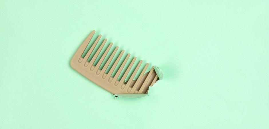 Urgence : cheveux secs