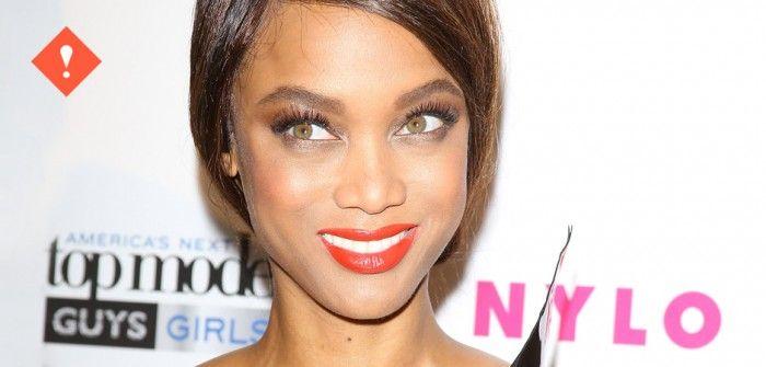 Tyra Banks lance sa propre ligne makeup