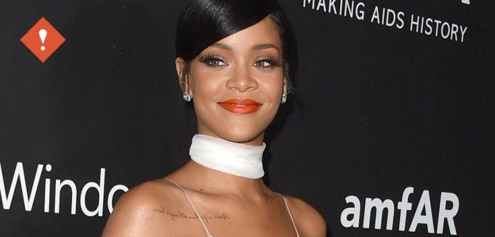 Rihanna tweete l'arrivée de Rogue Love