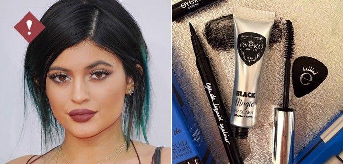 Kylie Jenner aime Eyeko